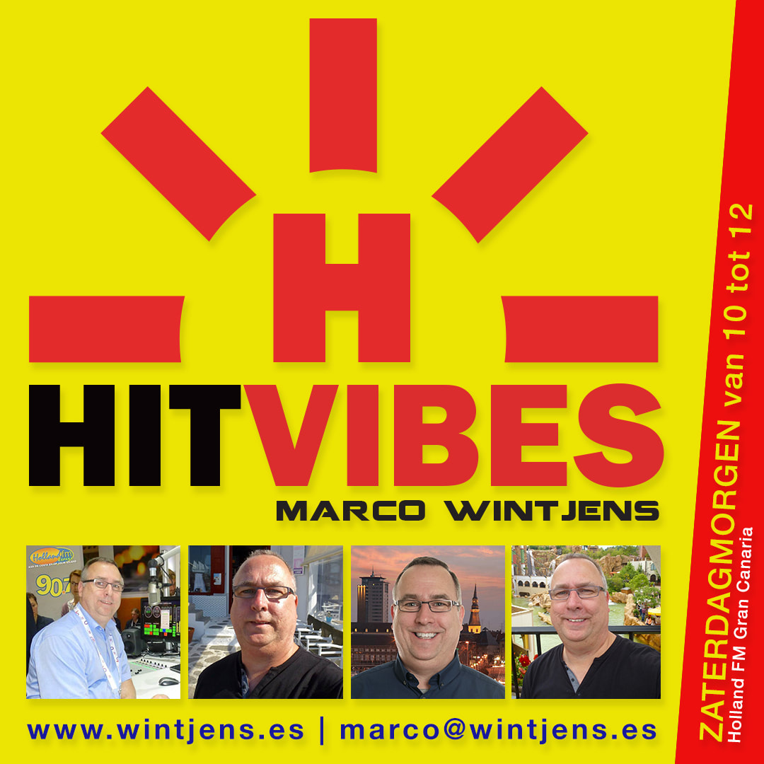 HitVibes Gran Canaria - Marco Wintjens