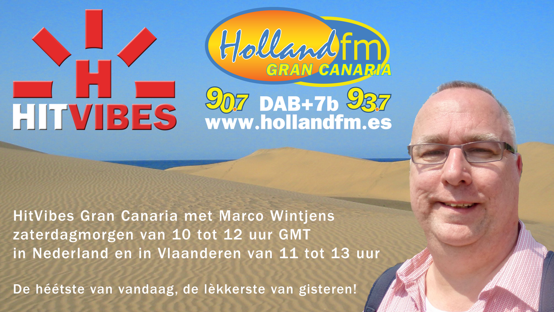 HitVibes Gran Canaria, Marco Wintjens, Holland FM